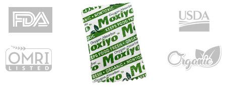 Moxiyo Oxygen Absorber/CO2 Converter