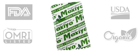 Moxiyo is organic and safe